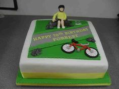 Great cycling cake from special occasions cakes