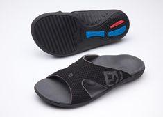 15fad2d77c Spenco Kholo Women's Orthotic Slide Sandals Patterned Oynx - 6 Medium