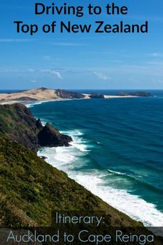 Northern New Zealand is waterfalls, striking cliffs and coastlines, endless beaches, ancient trees, history, culture, and so much more. See it all when you drive to the to the top (northernmost point). Read the article for suggested highlights from Auckland to Cape Reinga