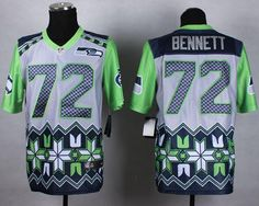 nfl Seattle Seahawks Michael Bennett WOMEN Jerseys