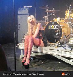 Taylor Momsen, Concert, Concerts