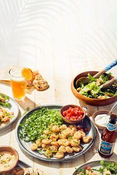 Healthy Crockpot Recipes, Healthy Eating Recipes, Healthy Cooking, Cooking Recipes, Seafood Recipes, Mexican Food Recipes, Dinner Recipes, Health Dinner, Easy Healthy Breakfast
