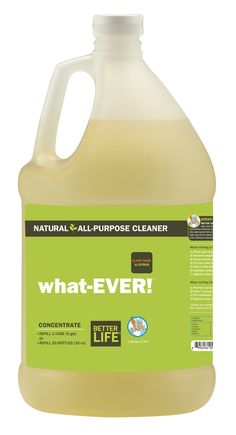 What-EVER! Clary sage & Citrus - 1 gallon CONCENTRATE