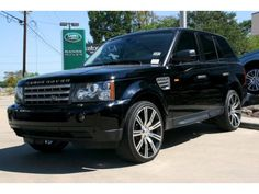 Used 2007 Land Rover Range Rover Sport Supercharged for Sale ...