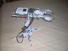 Lego Mindstorms NXT 2.0 Grabber Arm