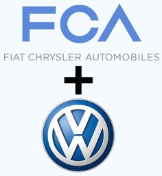 FCA Wants to Merge With Ford Toyota or Volkswagen
