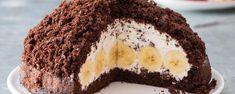 Tort Mocha cu banane, un tort delicios și original pentru petrecerile familiei tale! Perfect Cheesecake Recipe, Cheesecake Recipes, Sweet Desserts, Sweet Recipes, Sweets Cake, Pie Cake, Christmas Cooking, Eat Dessert First, Food Hacks