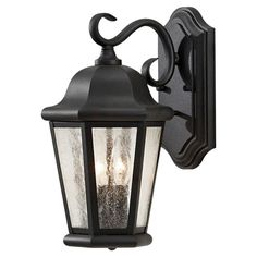 """View the Feiss OL5901 Martinsville 14.5"""" 2 Light Outdoor Lantern Wall Sconce at LightingDirect.com."""
