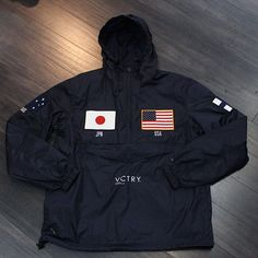 10 Deep Windbreaker $150 Sizes M-2X