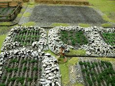 Wargaming with Silver Whistle: Ploughed Fields & Allotments
