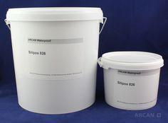 Silipox 826 FlexBand Kleber  - Klebefoliensystem zur Abdichtung (10 kg) - http://shop.arcan.biz/produkt/silipox-826-flexband-kleber-klebefoliensystem-zur-abdichtung-10-kg