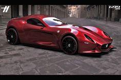 Ferrari models such as the 250 GTO, 250TR, ...