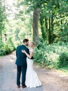 Stout Island Lodge, Wisconsin wedding  Photo by Emily Steffen