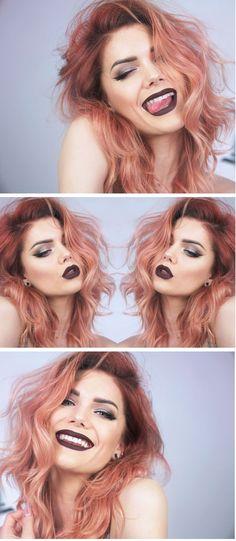¿Quieres unos labios irresistibles? te decimos como #DarkLips #makeup #Maquillaje #MUA