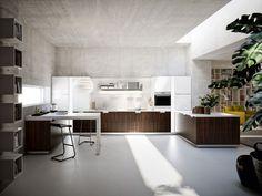 Ben je op zoek naar keuken ideeën voor een moderne keuken?