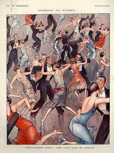 France Drawing - France La Vie Parisienne Magazine by The Advertising Archives Art Prints, Art Deco Posters, France Drawing, Vintage Art, Art Deco Illustration, Painting, Poster Art, Art, Vintage Illustration