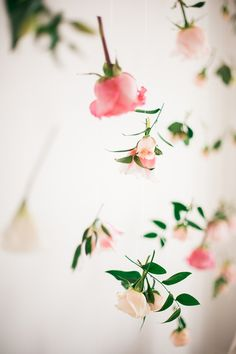 DIY File: Flower Wall Backdrop | THE VAULT FILES