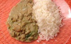 Piatto unico: Soia al Curry Veg #vegan #vegano #ricettevegan