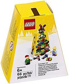 LEGO Seasonal Christmas Tree Ornament Set 5004934