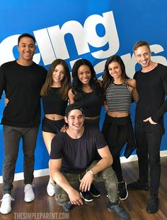 Ever wondered what a Dancing with the Stars dance lesson would be like? Check out my experience with the Dancing with the Stars dance troupe!