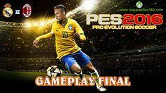 awesome Pro Evolution Soccer 2016 (XBOX 360) Gameplay Versão Closing 1080p - PES 2016 Check more at http://videogamesspace.com/pro-evolution-soccer-2016-xbox-360-gameplay-versao-closing-1080p-pes-2016/