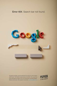Psiphon: Google