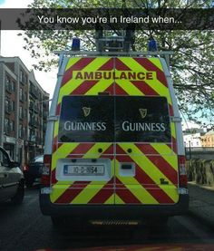 Meanwhile In The Streets Of Ireland