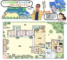 Sinchan Wallpaper, Architecture Drawing Art, Cute Cartoon, Art Drawings, House Design, Comics, Artwork, Japanese Style, Google