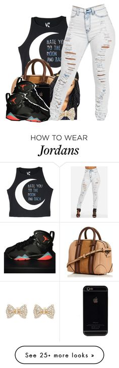 """""""Say It - Tory Lanez ❗️"""" by ladajsha on Polyvore featuring NIKE"""