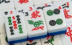 Elderly Japanese ditch alcohol and cigarettes for 'healthy Mahjong ...