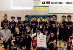 Sisler Spartans Grade 9 Boys - Winnipeg SD Champs