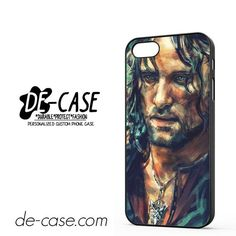 The Lord Of The Rings Arragon DEAL-10867 Apple Phonecase Cover For Iphone SE…