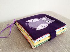 Soft Book for Baby Toddlers Quiet Book Baby's by FaufulisFashion