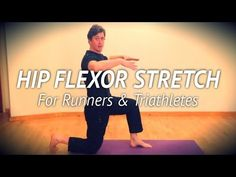 Hip Flexor Stretching: Don't Just Go Through The Motions... | Run Coaching, Ironman and Triathlon Specialists - Kinetic Revolution