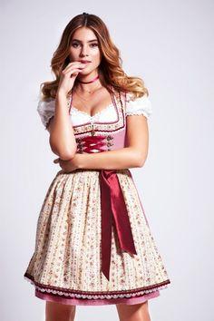 Stefanie Giesinger for Krüger Dirndl