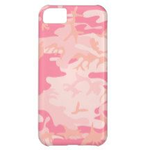 Pink and White Camouflage Colors for Iphone case iPhone 5C Covers