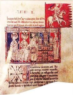 Alfonso VIII entrega el Castillo de Uclés a la joven Orden de Santiago. Arévalo, 9 de enero de 1174.
