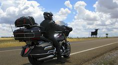 The Via de la Plata Route is perfect for touring on a motorbike or scooter.