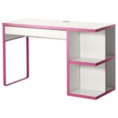 MICKE γραφείο με ενσωματωμένη αποθήκευση - IKEA