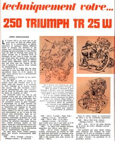 1970 Triumph 250 TR 25 W 5 | Flickr - Photo Sharing!