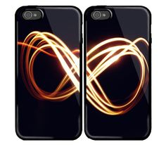 Infinity Symbol Couple iPhone Case , iPhone 4 case, iPhone 5 Case, Samsung galaxy s3, Samsung galaxy s4 , monogram case, Love heart