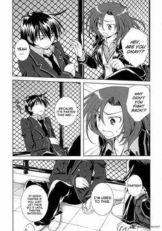 Iris Zero 12 - Page 26