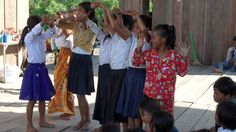 Cambodia 2014 — The children from the village Otabouk From UWS Volunteer Milly's Tumblr
