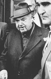 "Anthony ""Fat Tony"" Salerno ( Front Boss, Genovese Crime Family )"