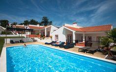PORTUGAL - Costa de Prata - 10 minuten van 't strand - 4 selfcatered vakantiehuizen - bbq - zwembad - heel veel te ondernemen qua cultuur EN qua sporten  https://www.mrsnomad.nl/accommodaties/176-vakantiehuizen-costa-prata-portugal/