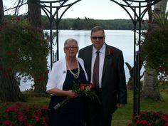 Paul & Val September 9, 2011 - Algonquin Weddings