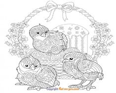Free Kids Coloring Pages, Easter Coloring Pages, Animal Coloring Pages, Egg Pictures, Colorful Pictures, Zen Colors, Easter Lamb, Easter Baskets, As You Like