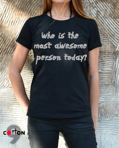 Plus Size Quote Tshirt / Cool T-shirt / Trendy Maxi by Cotton9