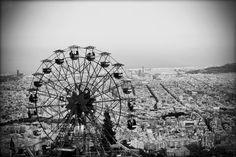 barcelona. Photo © Laurent Delfraissy