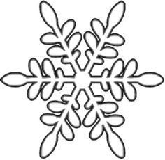 Hópehely | PaGi Decoplage